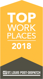 2018 Top Workplaces Award