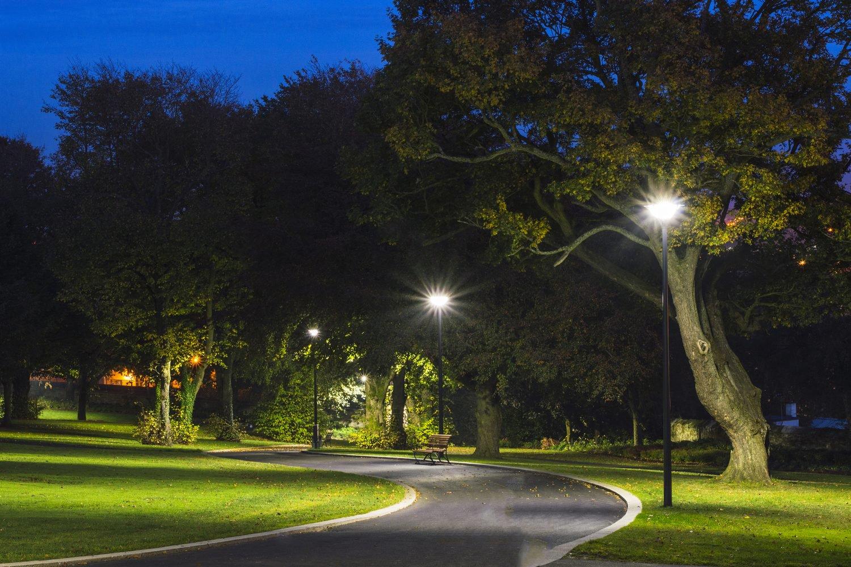 smart street light