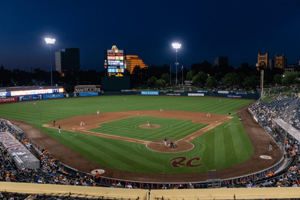 Minor League Stadiums, Major League Crowds