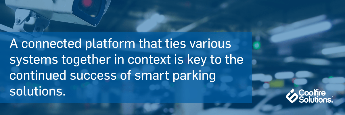 data integration-smart parking