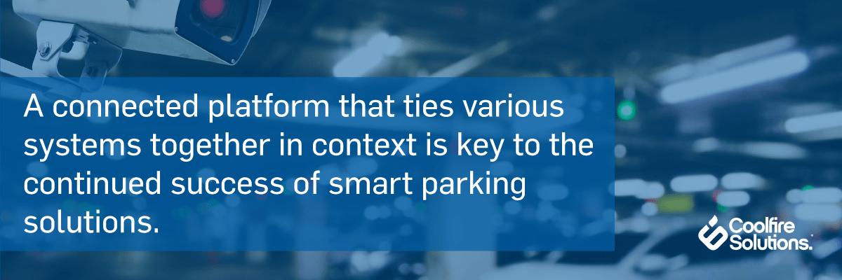 data integration-smart parking
