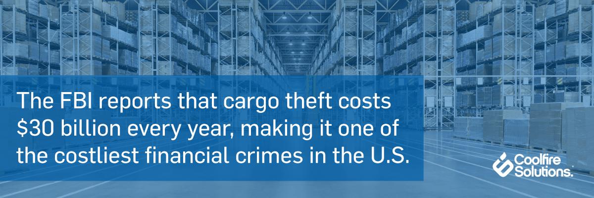 cargo theft-transportation technology