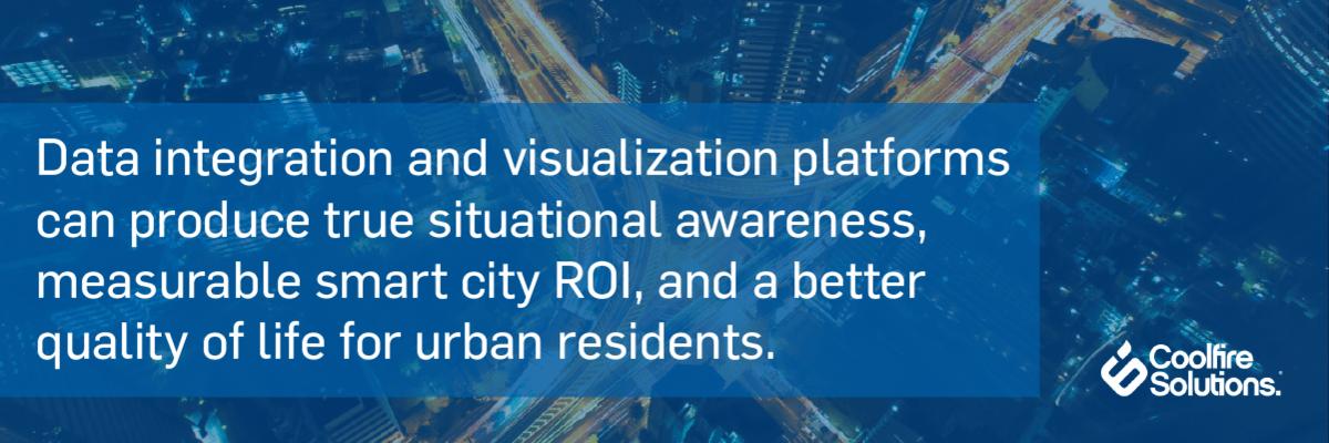 AIoT-smart city-data integration