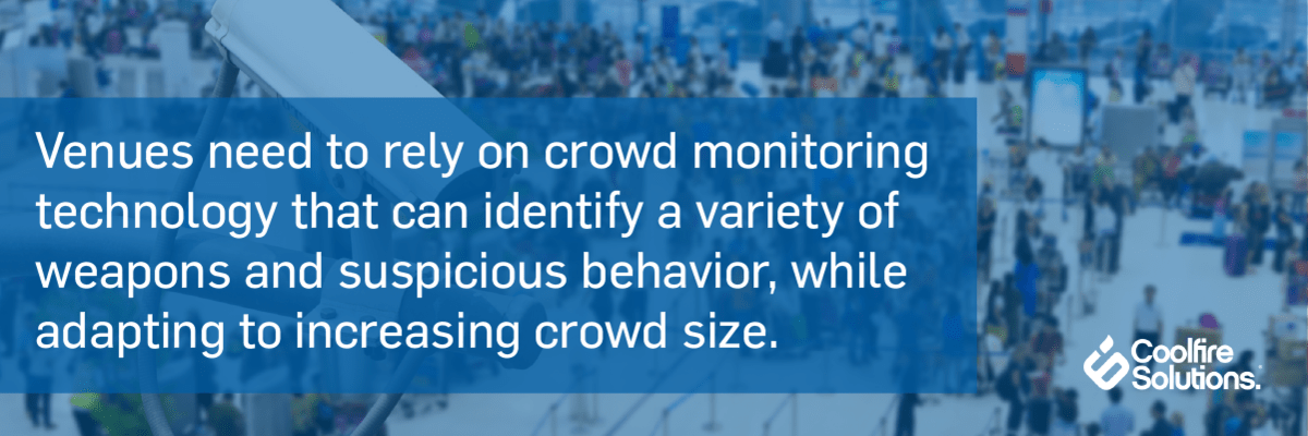 crowd monitoring technology