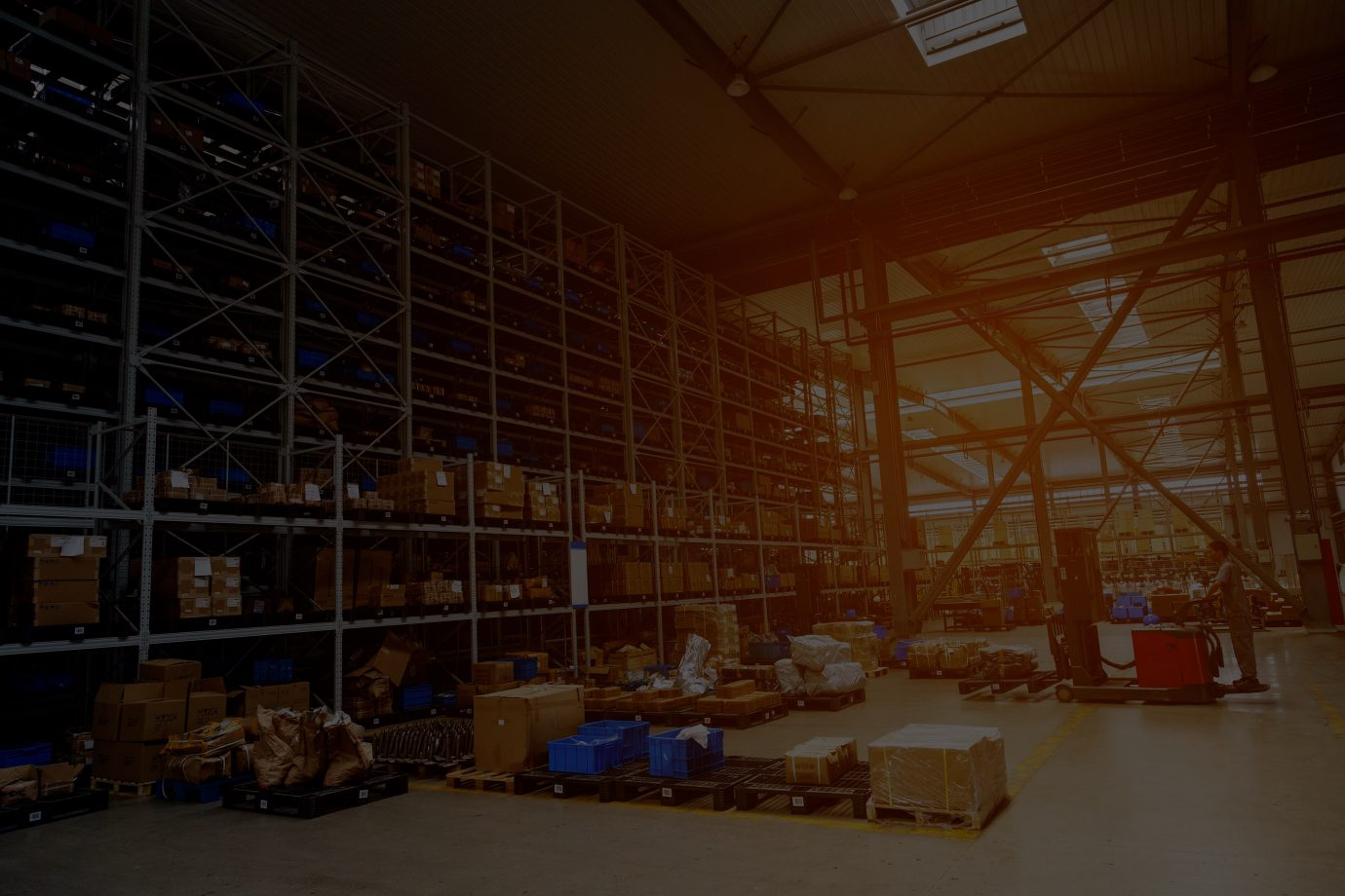 situational awareness-warehouse security