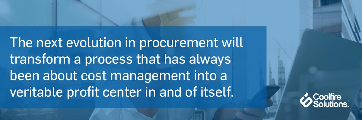 procurement profit