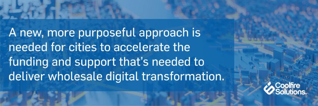 Smart City ROI-digital transformation