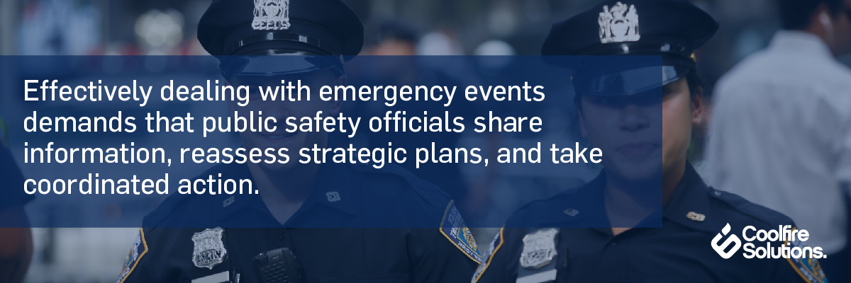 dealing with emergency events