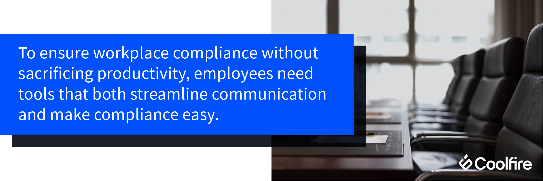 make workplace communication compliant