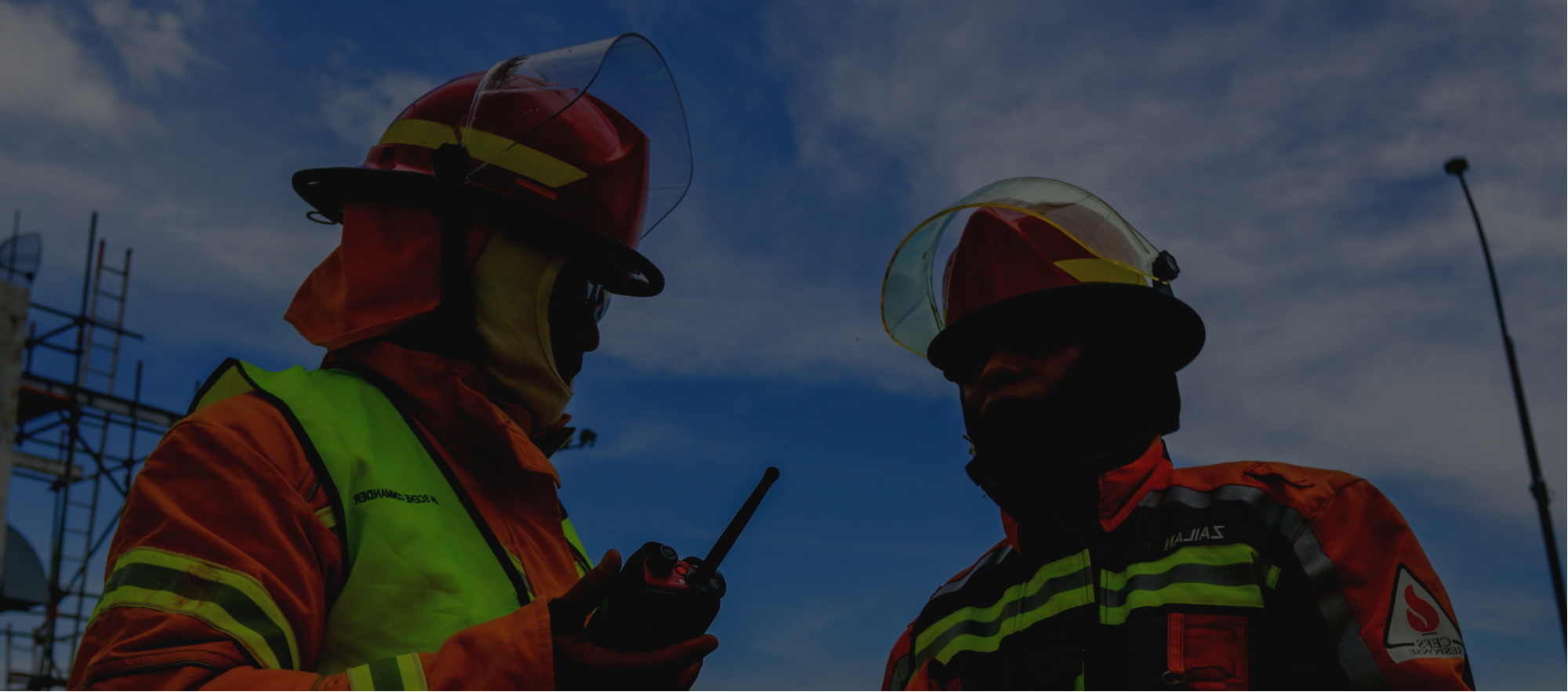 How First Responders Use 3-D Structure Mapping to Save Lives